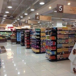 Licencia de apertura de supermercados